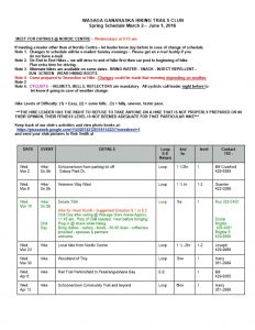 2016-1-Hiking Schedule Mar 2 - Jun 1-page1